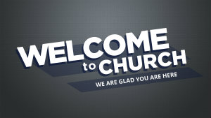 welcome-